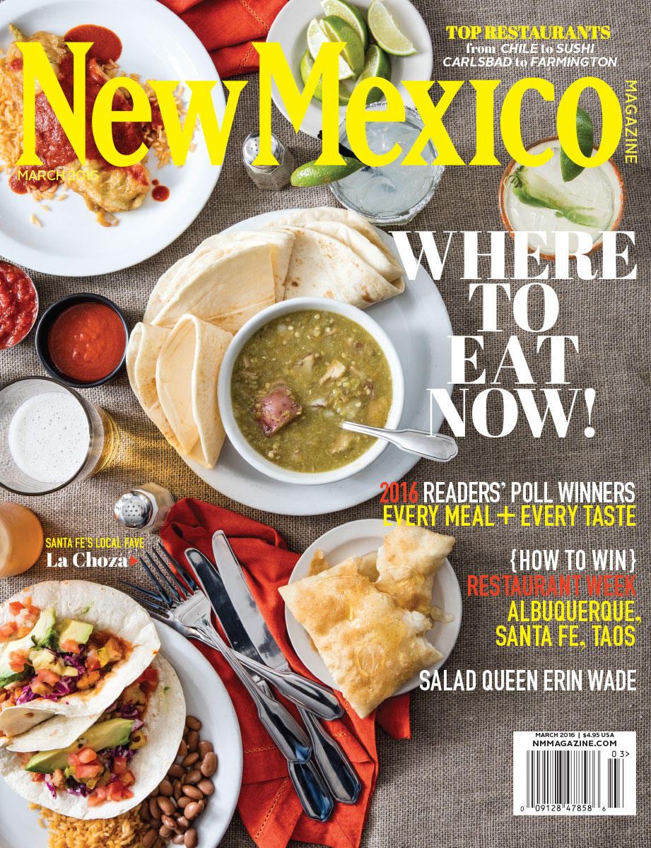 New Mexico Magazine : : March 2016