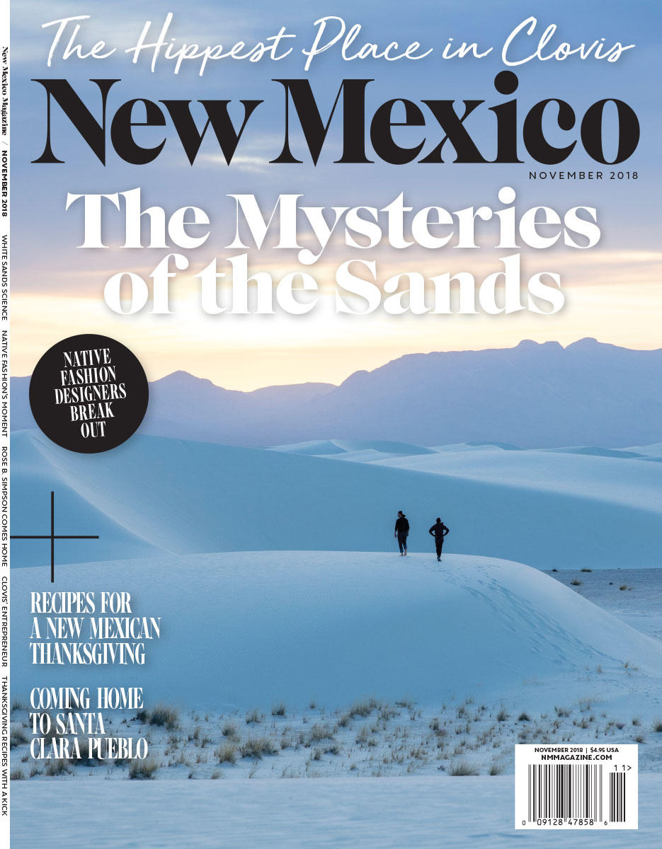 New Mexico Magazine | November 2018
