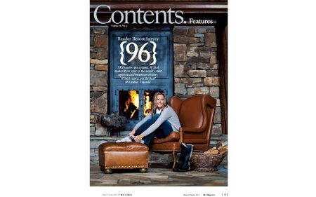 SKI : : Resort Guide October 2011