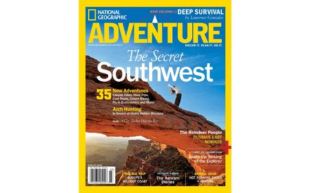 National Geographic Adventure : : March 2008