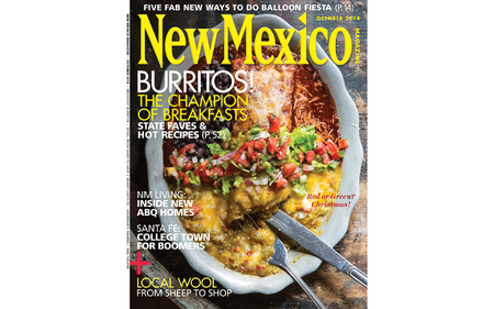 New Mexico : : October 2014